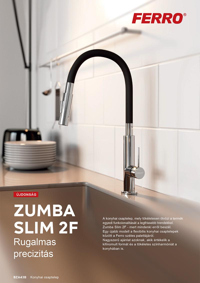 FERRO Zumba Slim 2F-1