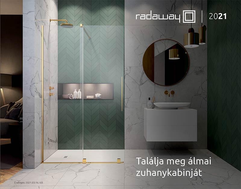 Radaway Fürdőszoba katalógus