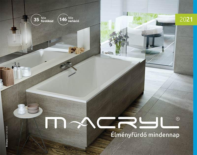 M-acryl Fürdőszoba katalógus