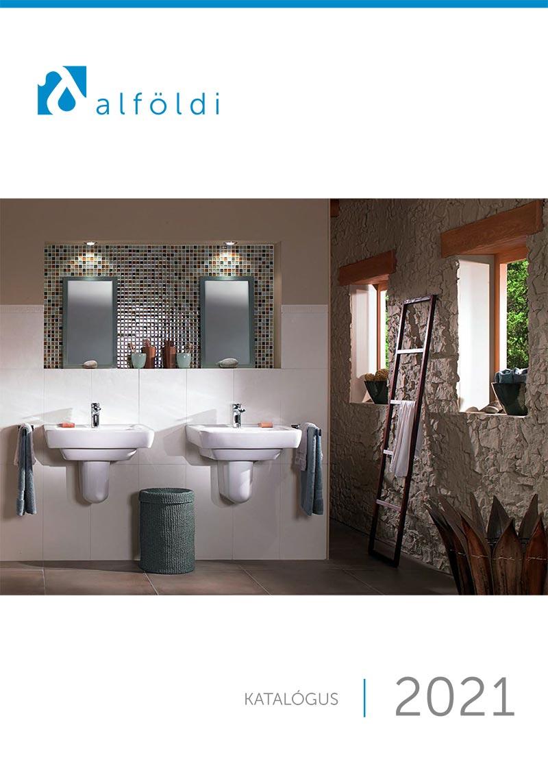 Alföldi fürdőszoba katalógus 2021
